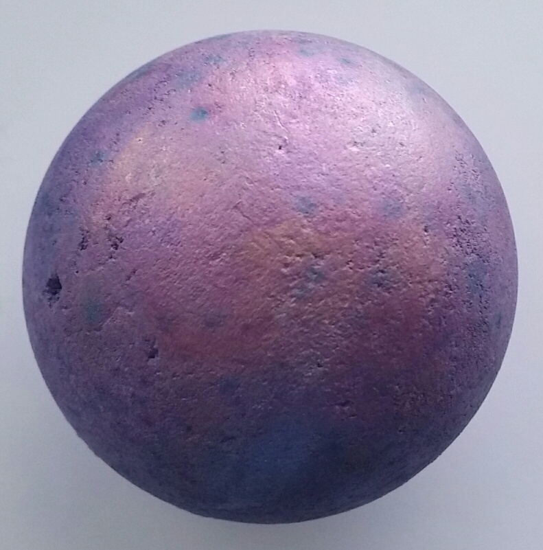 Lolly & Moo Crystal Ball Bath Bomb