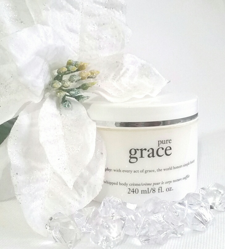 Philosophy's Pure Grace Whipped Body Crème